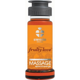 Huile de massage fruity love swede abricot orange - 50 ml