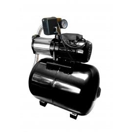 Pompe Autoamorçante multicellulaire 5 turbines INOX avec surpresseur 60l - 1350W